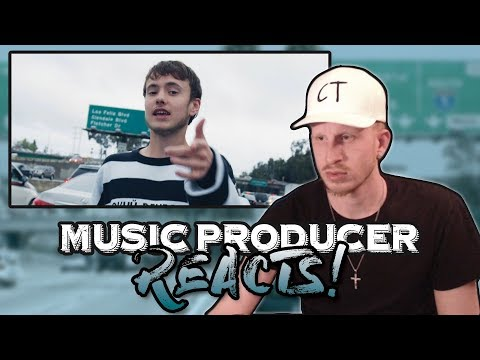 Producer Reacts to QUADECA - Uh Huh