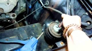 How to check the Charcoal Canister Return Fuel System. SEE: http://...