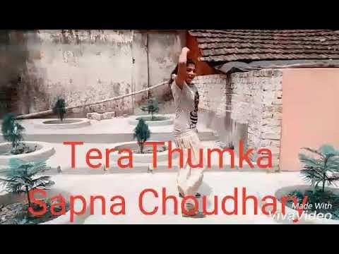 Download Tera Thumka Sapna Choudhary / Dance Video Tanisha Das