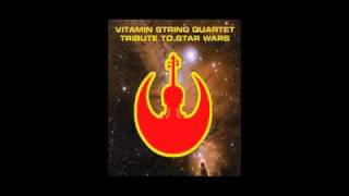 Star Wars - Imperial March (performed by Vitamin String Quartet)