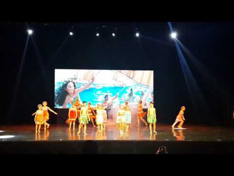 How Far Ill Go Moana Contemporary Dance performed by Twinkle