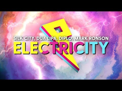 Silk City, Dua Lipa - Electricity (Lyrics/Lyric Video) ft. Diplo, Mark Ronson Mp3