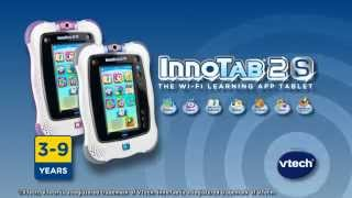 Vtech Innotab 2s Wi-fi Learning App Tablet Review