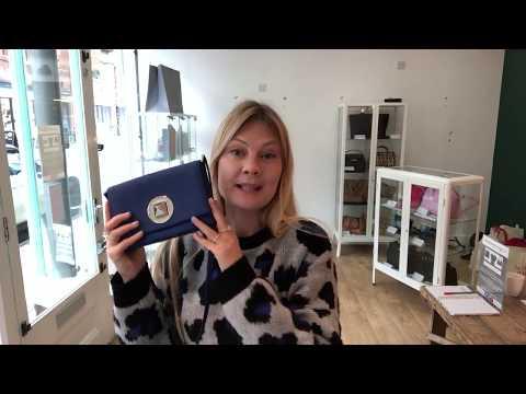 Kate Spade Newbury Lane Hyacinth Review