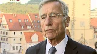 Wolfgang Clement, ehemaliger Superminister