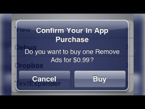 The Problem with In-App Purchases