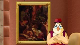 Сказки картинной галереи - Питер Пауль Рубенс (65 серия) (Уроки тетушки Совы)