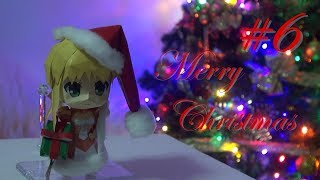 Paper Crafts #6 -Saber Nero customized (Christmas theme)