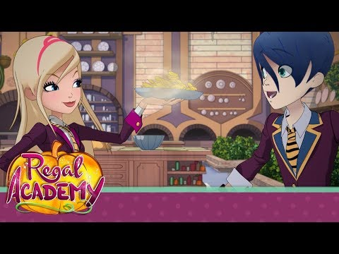 Regal Academy | Season 1 Episode 7 - The Pea Princess