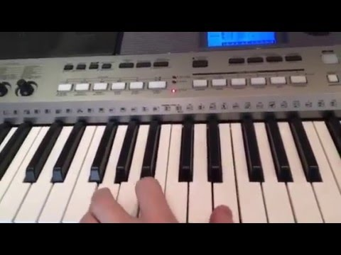 teclado yamaha psr e443 gmz audio service youtube. Black Bedroom Furniture Sets. Home Design Ideas
