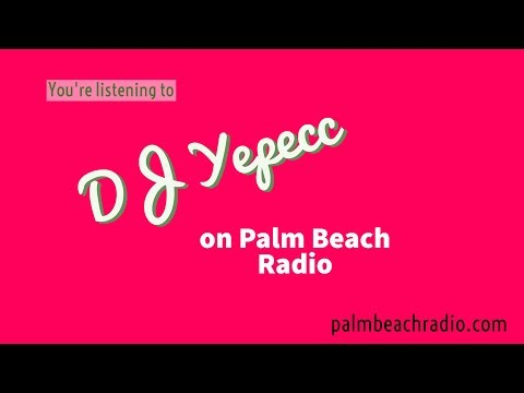 DJ Yepecc Live on Palm Beach Radio #10 ~ Best House Music Worldwide