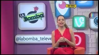 La Bomba - Lunes 01/02/2016 - Programa Completo