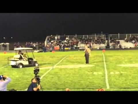 Bobby Bowden Halftime Speech @ Gibbon High School
