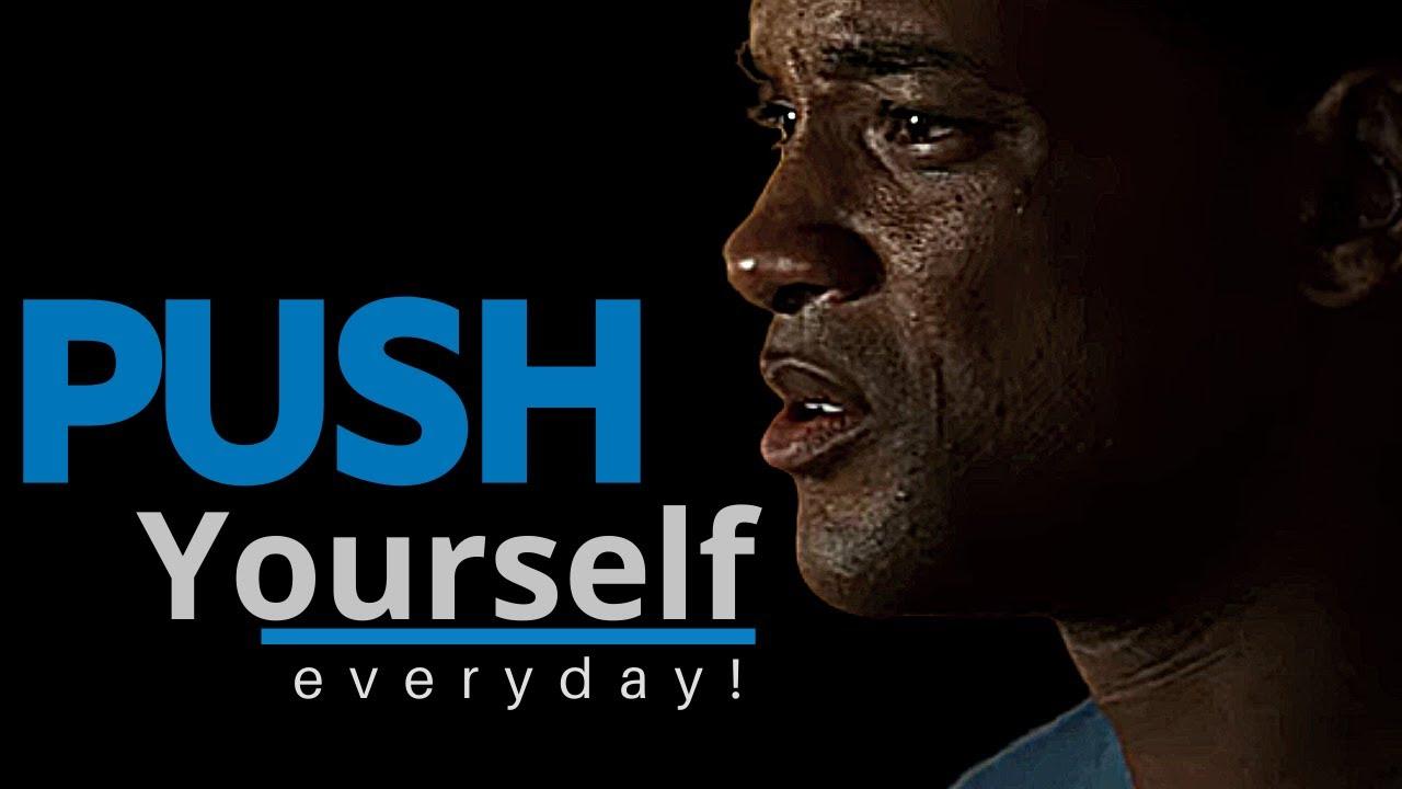 KEEP PUSHING HARDER (Best Self Discipline Motivational Speech)