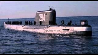 Подводная лодка К-19 - Russian Submarine K-19