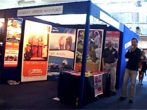 Adventure Travel & Backpackers Expo