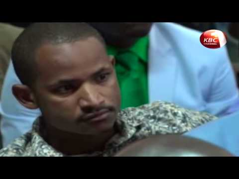 Scales of Justice - Babu Owino files appeal challenging nullification of his election
