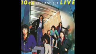The first live album by 10cc. It was recorded during the Deceptive ...
