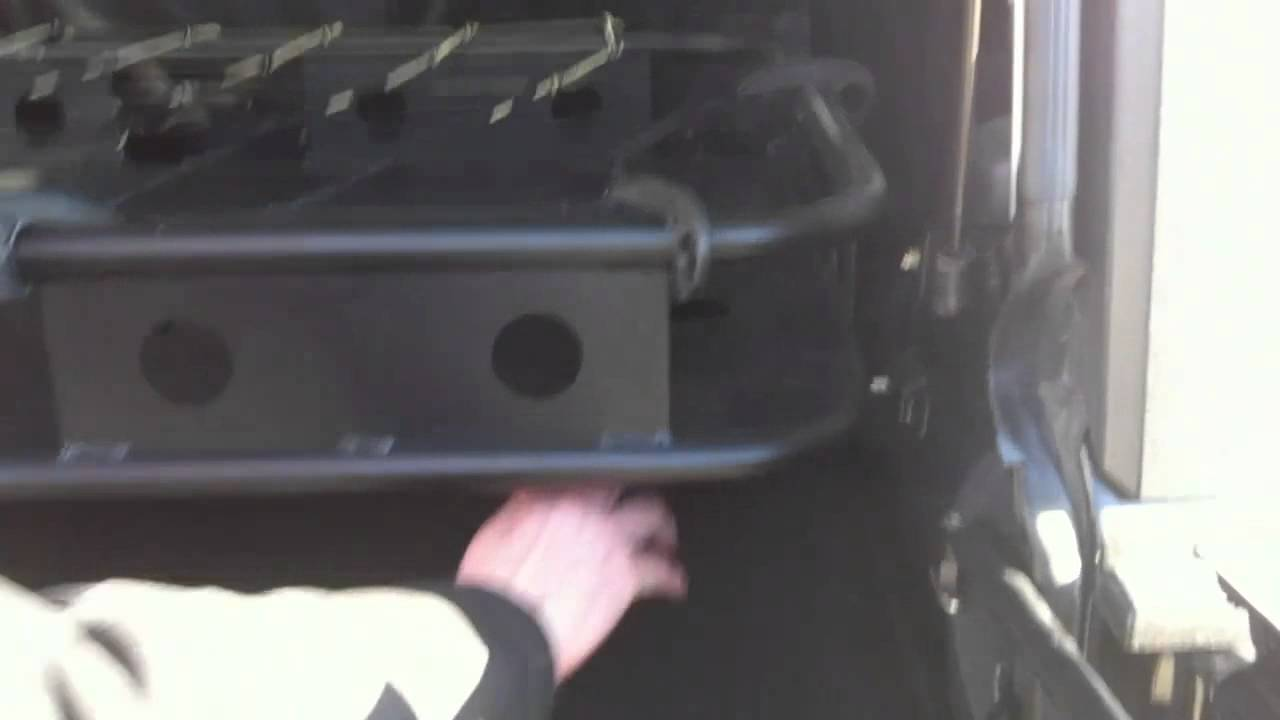 rampage products rear interior sport rack demo youtube
