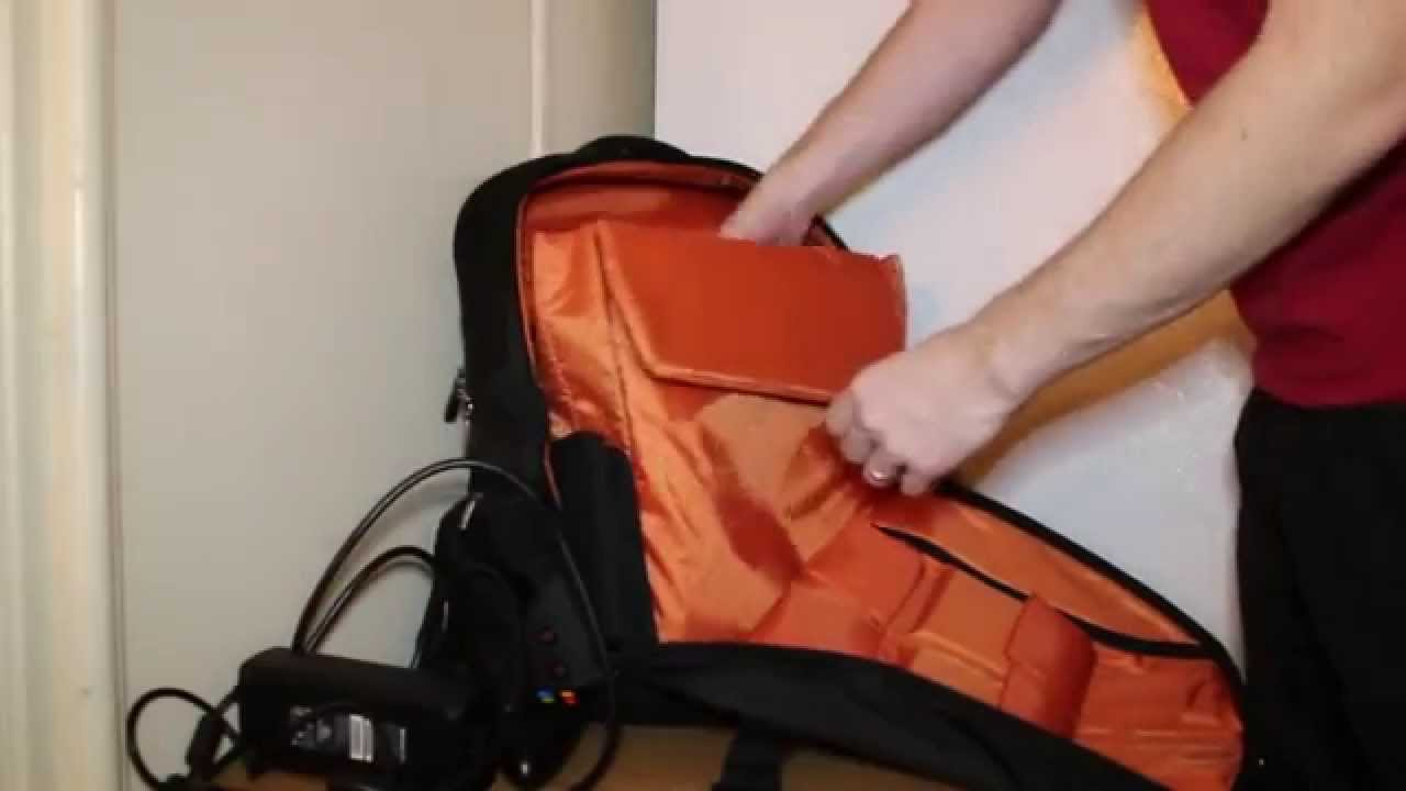 eb2148a0df32d4 Everki Beacon Laptop Backpack- The Best Gaming Backpack Ever! - YouTube
