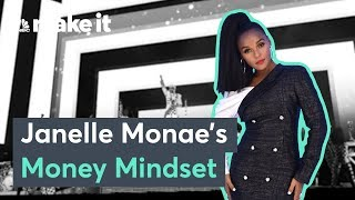 Janelle Monáe's Money Mindset Comes From Working-Class Parents