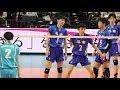洛南高校 vs 清風高校 2セット目 春高バレー2019男子決勝  字幕推奨