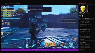 Fortnite Save The World Live Giveaway - Nature Jack