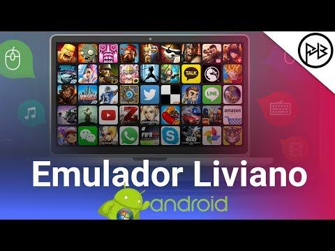 El Mejor Emulador De Android Para Pc 2019 Rápido Y Ligero Con Root Youtube
