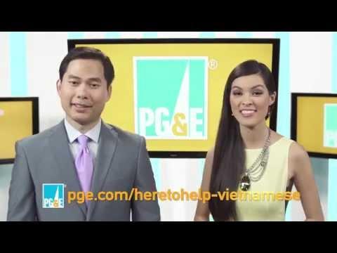 PG&E Saving Energy Campaign (Vietnamese) - Bobby Huynh & Isabelle Du