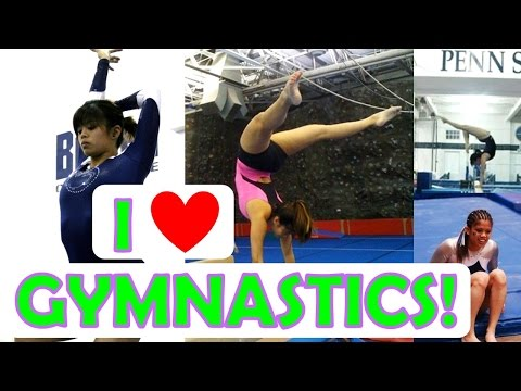 GYMNASTICS | My favorite sport!