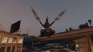 Dragons in GTA V!
