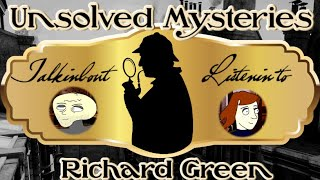 Unsolved Mysteries: The Sherlock Holmes Scholar | Talkin'bout and Listenin'to