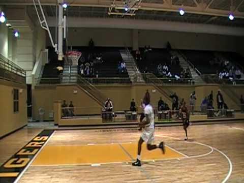 Armani Moore-Swainsboro Basketball 2009-2010 Season