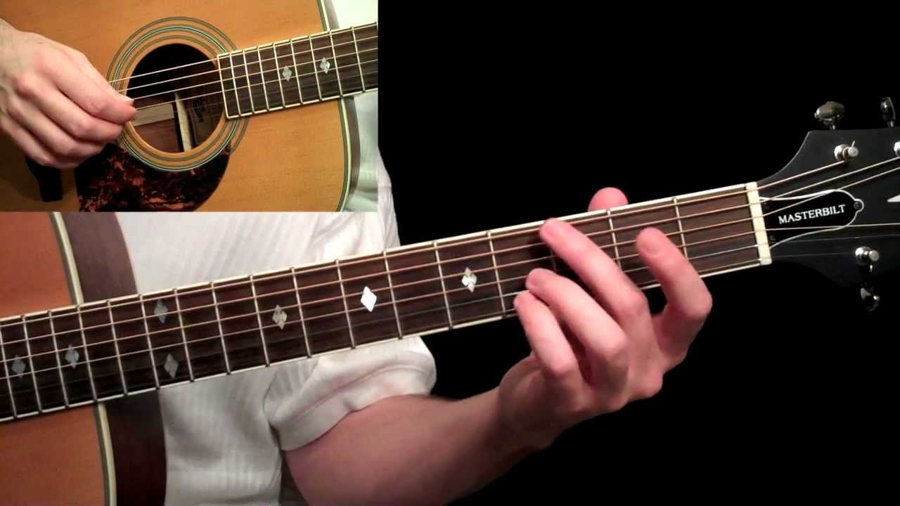 The Beatles Yesterday Guitar Lesson Pt1 Tuning Intro Chorus