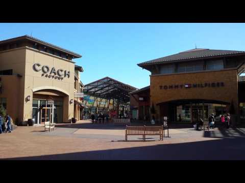 The Outlets at Traverse Mountain - Review and Tour - Lehi, Utah
