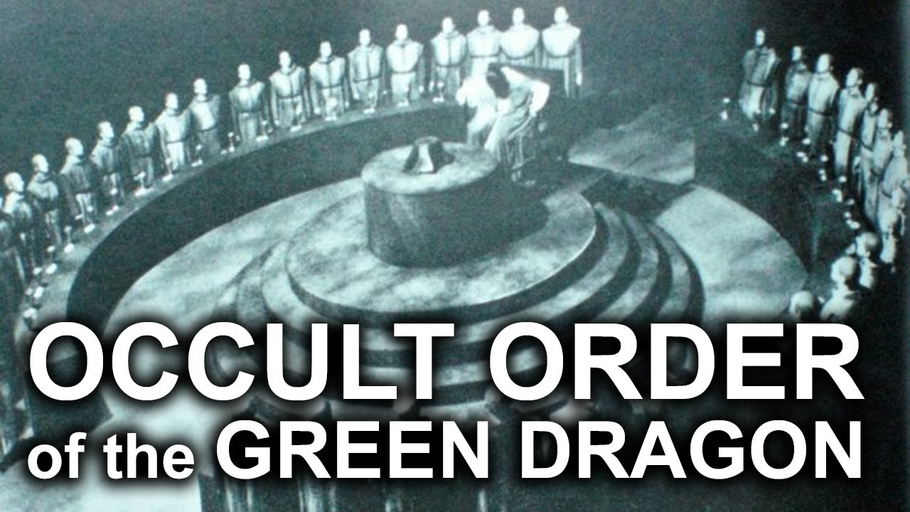 Occult Order of the Green Dragon - ROBERT SEPEHR