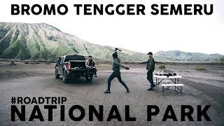 road trip bromo tengger semeru nissan navara 25 carvlog indonesia