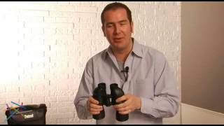 Bushnell 12x50mm Permafocus Focus Free Wide Angle Binoculars - Product Review Video