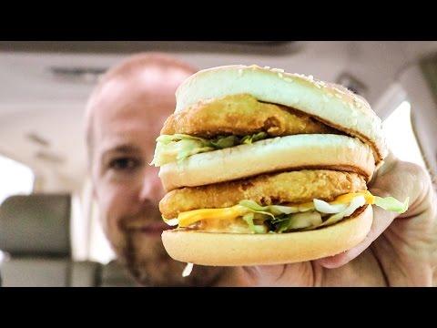 Matgeek testar: McDonalds Chicken Big Mac