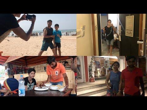 Indian Vlogger Soumali || Itni dikkat ke baad kaisa raha day 2 in Goa