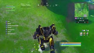 Fortnite season 10 battle pass grind# 5 Australian outback with Young ICO