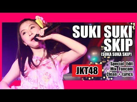 [Clean + Lirik] JKT48 - Suki Suki Skip @ Countdown Festival 2016