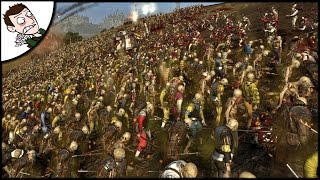 ELITE UNITS OF REIKLAND v 10000 UNDEAD - Total War WARHAMMER Massive Survival Battle