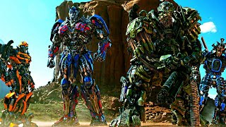 Transformers : Age of Extinction - Autobots Reunite Scene (1080pHD VO)