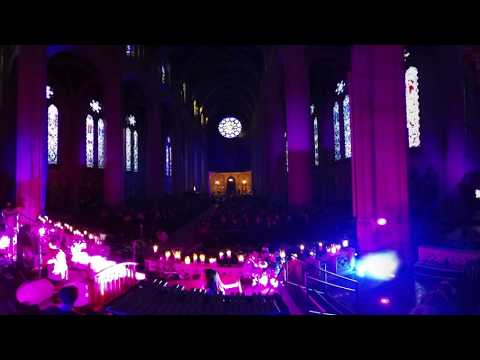 The Sound Healing Symphony At Grace Cathedral