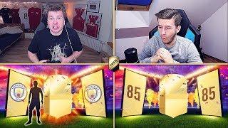 WALKOUT!!! NAJLEPSZY PACK & PLAY W FIFA 18 /w Vibe