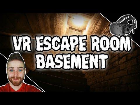 VR Escape Room: Basement [HTC Vive]