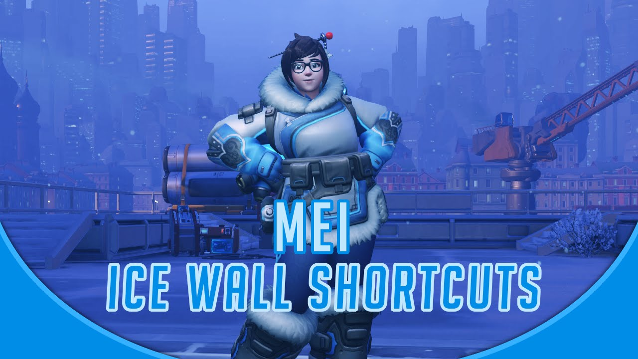 overwatch how to make a shortcut