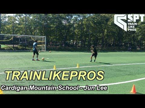 TrainLikePros 유소년 - Cardigan Mountain School(미국) - Jun Lee