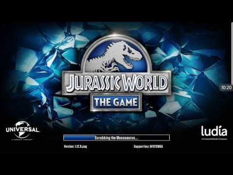 Jurassic World™: The Game - Hack Everything (Google PlayStore Version)
